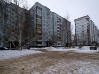 Новокуйбышевск, проезд Расковой, дом 10. многоквартирный дом