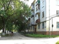 新古比雪夫斯克市, Repin st, 房屋 5А. 公寓楼