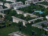 Novokuibyshevsk, Repin st, house 5А. Apartment house