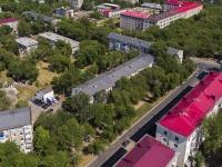 Novokuibyshevsk, st Safrazyan, house 3. Apartment house