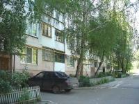 Novokuibyshevsk, st Sverdlov, house 4А. Apartment house