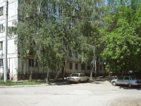 Novokuibyshevsk, st Sverdlov, house 7. Apartment house