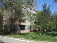 Новокуйбышевск, улица Свердлова, дом 10В. многоквартирный дом