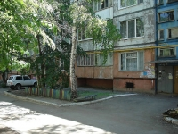 Novokuibyshevsk, Sverdlov st, house 10В. Apartment house