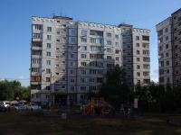 Новокуйбышевск, улица Свердлова, дом 15Б. многоквартирный дом