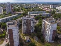 Новокуйбышевск, улица Свердлова, дом 20А. многоквартирный дом