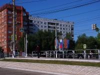 Новокуйбышевск, улица Свердлова, дом 14. многоквартирный дом