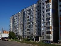 Новокуйбышевск, улица Свердлова, дом 15. многоквартирный дом
