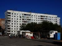 Новокуйбышевск, улица Свердлова, дом 15А. многоквартирный дом
