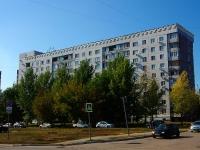 Новокуйбышевск, улица Свердлова, дом 18. многоквартирный дом