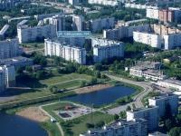 新古比雪夫斯克市, Sverdlov st, 房屋 19А. 公寓楼