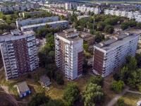 Новокуйбышевск, улица Свердлова, дом 20. многоквартирный дом