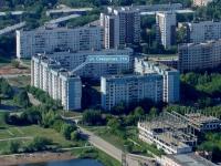 Novokuibyshevsk, Sverdlov st, house 21А. Apartment house