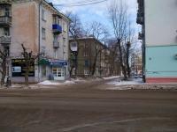 Novokuibyshevsk, Sovetskaya st, house 4А. Apartment house