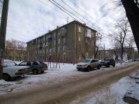 Новокуйбышевск, улица Советская, дом 4А. многоквартирный дом