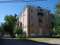 Novokuibyshevsk, st Sovetskaya, house 4А. Apartment house