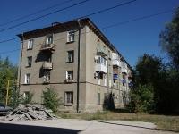 Novokuibyshevsk, st Sovetskaya, house 8А. Apartment house