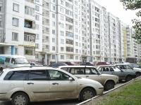 Novokuibyshevsk, st Stroiteley, house 5. Apartment house