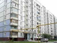 Novokuibyshevsk, st Stroiteley, house 9. Apartment house