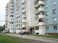 Novokuibyshevsk, st Stroiteley, house 15А. Apartment house