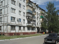 Novokuibyshevsk, Suvorov st, house 13А. Apartment house