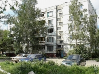 Novokuibyshevsk, Suvorov st, house 15А. Apartment house