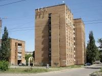 Новокуйбышевск, улица Суворова, дом 17. общежитие
