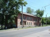 Новокуйбышевск, улица Суворова, дом 23. многоквартирный дом