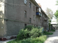Novokuibyshevsk, Suvorov st, house 39. Apartment house