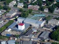 Новокуйбышевск, улица Суворова, дом 12А. офисное здание