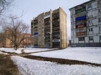 Новокуйбышевск, улица Суворова, дом 11. многоквартирный дом