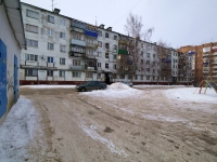 neighbour house: st. Suvorov, house 13А. Apartment house
