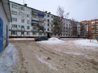 Новокуйбышевск, улица Суворова, дом 13А. многоквартирный дом
