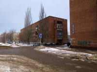 Novokuibyshevsk, Suvorov st, house 15. Apartment house