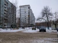 Новокуйбышевск, улица Суворова, дом 15Б. многоквартирный дом