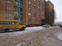 Novokuibyshevsk, Suvorov st, house 17. hostel