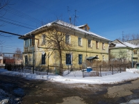 Novokuibyshevsk, Suvorov st, house 29. Apartment house