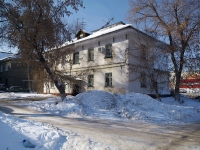 Новокуйбышевск, улица Суворова, дом 33. многоквартирный дом
