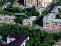 Новокуйбышевск, улица Суворова, дом 41. многоквартирный дом