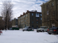 neighbour house: st. Suvorov, house 49. Apartment house