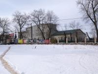 Новокуйбышевск, улица Суворова, дом 12. многофункциональное здание
