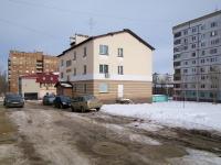 Новокуйбышевск, улица Суворова, дом 21. многоквартирный дом