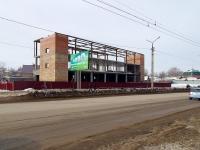 Новокуйбышевск, улица Ударников, дом 18. строящееся здание