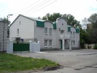 Новокуйбышевск, улица Успенского, дом 4А. офисное здание