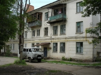 neighbour house: st. Uspensky, house 8. Apartment house