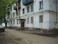Novokuibyshevsk, Uspensky st, house 10. Apartment house