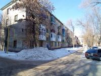 Новокуйбышевск, улица Успенского, дом 3. многоквартирный дом