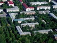 Novokuibyshevsk, Uspensky st, house 3А. Apartment house