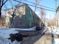 Novokuibyshevsk, Uspensky st, house 5. Apartment house