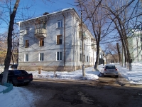 neighbour house: st. Uspensky, house 5А. Apartment house